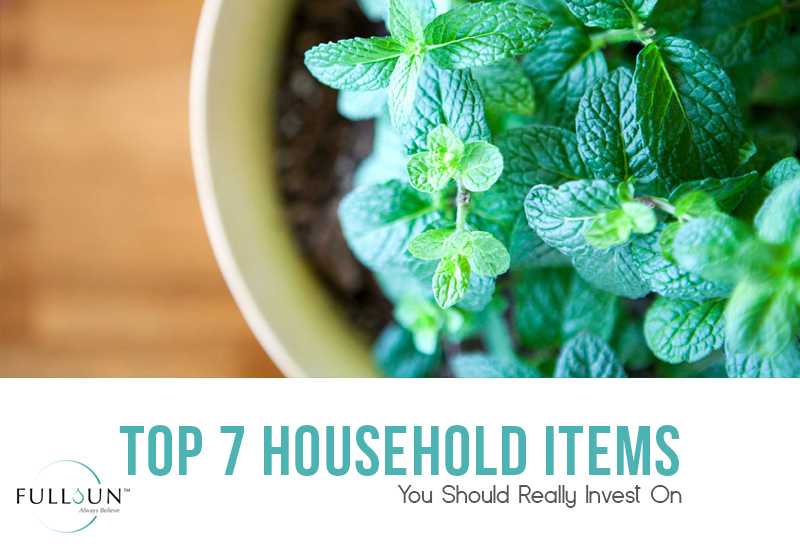 Maintaining a house is fun, it can give you a sense of pride and independence, but it's never without a challenge. But if you have these items, you know you can take on any household chores. So make sure you don't skimp on these items, otherwise they may give you more trouble instead of making your living easier.