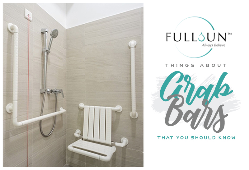 Grab bars increase accessibility and safety for people with a variety of disabilities or mobility difficulties and adhering to the BCA guidelines would best