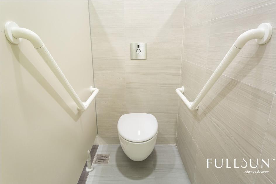 Urinal Grab Bar