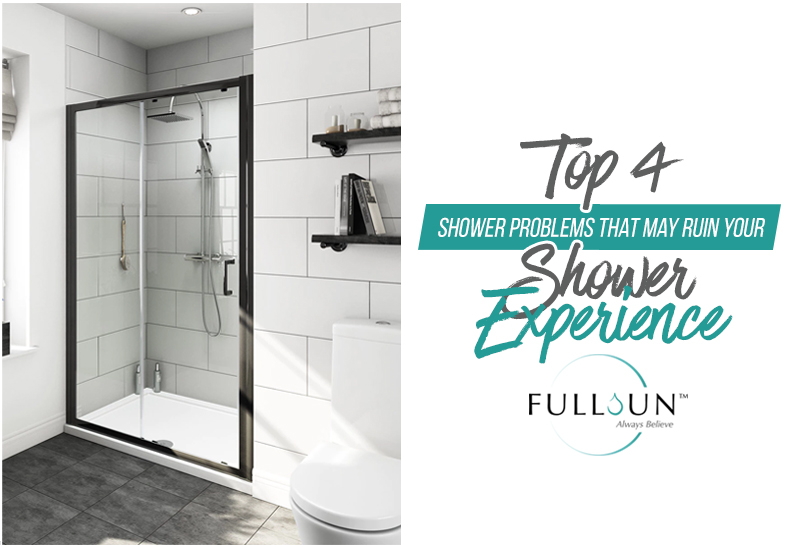 Today, bathrooms have become a place where people retreat to when they want to relax and soak their stress away. However, you may come across some shower problems in the future that may make your shower experience stressful instead of relaxing. Here are some of them and some tips to solve the issue.