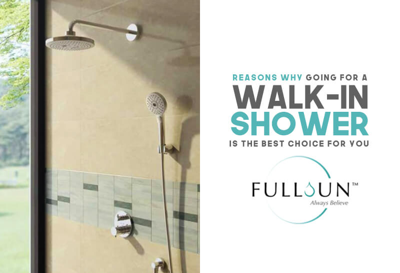 Fullsun's TOTO Technology even offers two shower heads which are the Aerial Shower and Aerial Pulse that promotes comfortable and enjoyable experience while